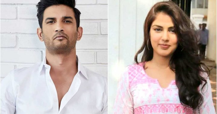 Reha and sushant sing rajput file