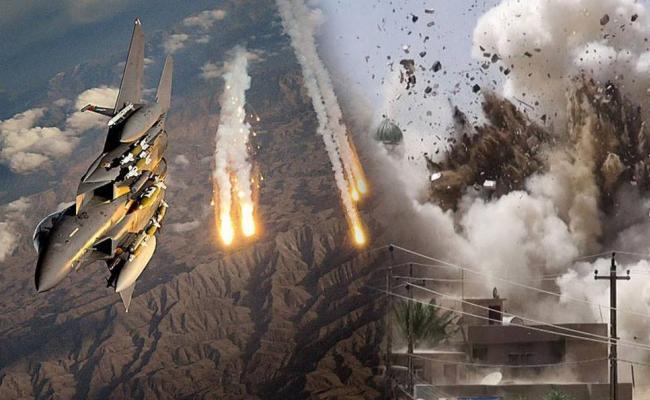 France Airstrike