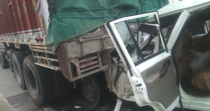 up pratapgarh accident 2