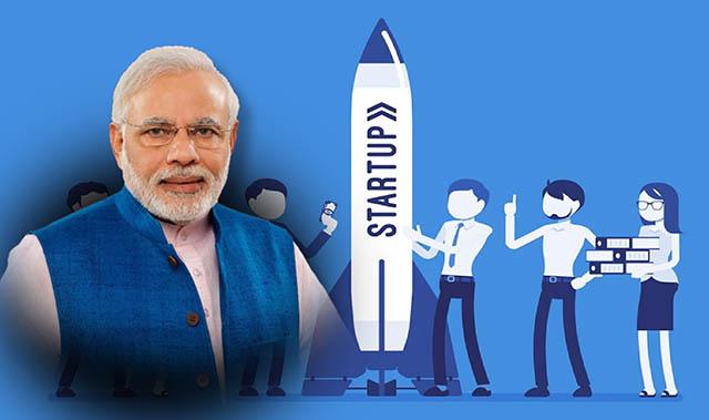 startup aerospace pm modi