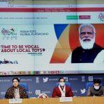 Toy Fair 2021: ଦେଶର ପ୍ରଥମ ଖେଳନା ମେଳା PM Modi ଙ୍କ ଦ୍ଵାରା ଉଦ୍ଘାଟିତ
