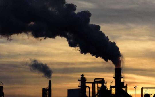 coal-smoke