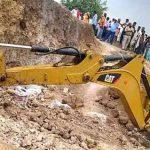 Andhra Pradesh:ଆନ୍ଧ୍ରପ୍ରଦେଶରେ ଚୂନପଥର ଖଣି ଦୁର୍ଘଟଣାରେ ୧୦ ଶ୍ରମିକଙ୍କ ମୃତ୍ୟୁ